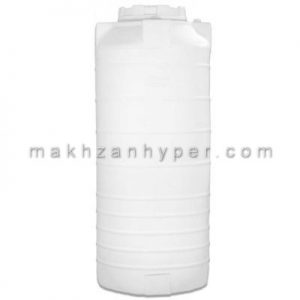 تانکر پلاستیکی عمودی بلند 1000 لیتری