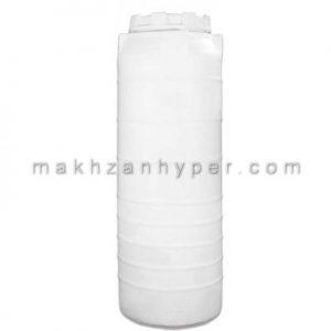 تانکر پلاستیکی عمودی بلند 500 لیتری