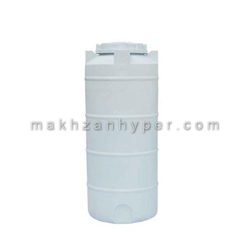 تانکر پلاستیکی عمودی بلند تک لایه 1000 لیتری