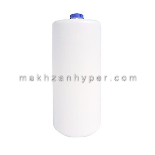 تانکر پلاستیکی عمودی بلند تک لایه 2000 لیتری