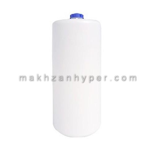 تانکر پلاستیکی عمودی بلند تک لایه 3000 لیتری