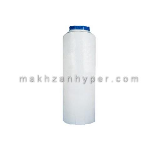 تانکر پلاستیکی عمودی بلند تک لایه 500 لیتری