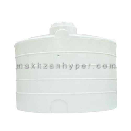 تانکر پلاستیکی عمودی کوتاه سه لایه 10000 لیتری