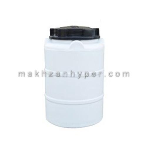 مخزن عمودی پلی اتیلن تک لایه 150 لیتری