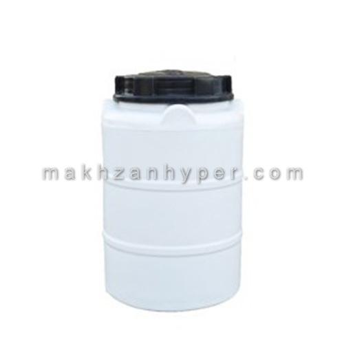 مخزن عمودی پلی اتیلن سه لایه 200 لیتری